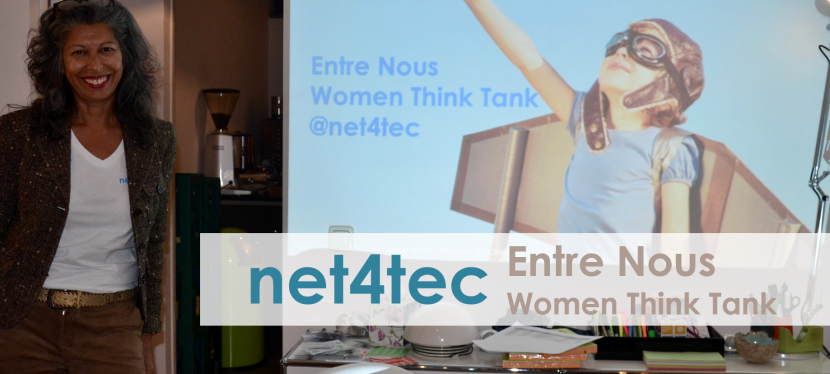 net4tec@Entre Nous – Women Think Tank #FollowUp