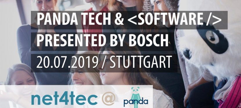 net4tec & PANDA Tech & Software @ Bosch