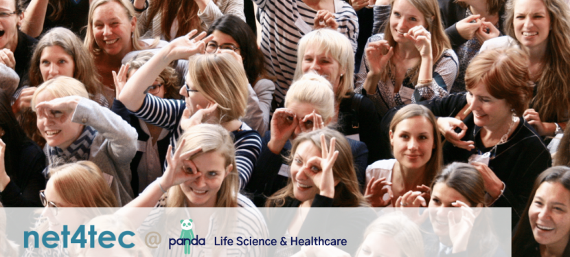 net4tec@Panda Life Science & Healthcare presented by Merck 19.09.2020 Darmstadt