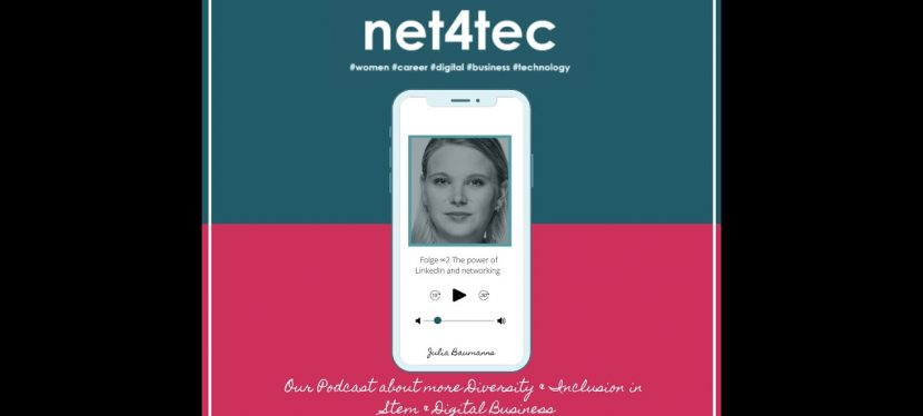 Podcastfolge: #2 The power of LinkedIn and networking | net4tec