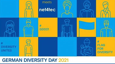 18.05.2021 – Open roundtable and networking for German Diversity Day